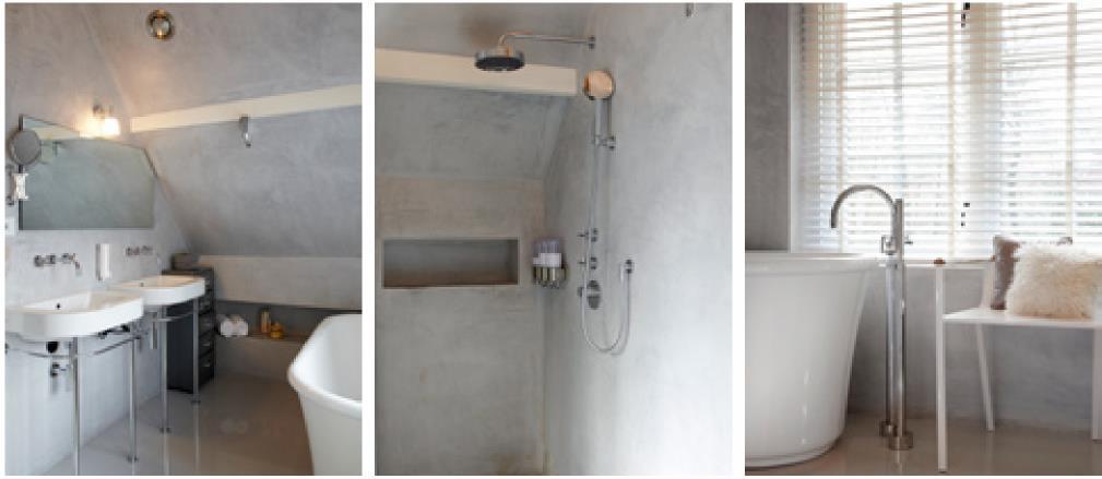 JACOB   maatwerk badkamer met betoncire JACOB badkamers Apeldoorn ...