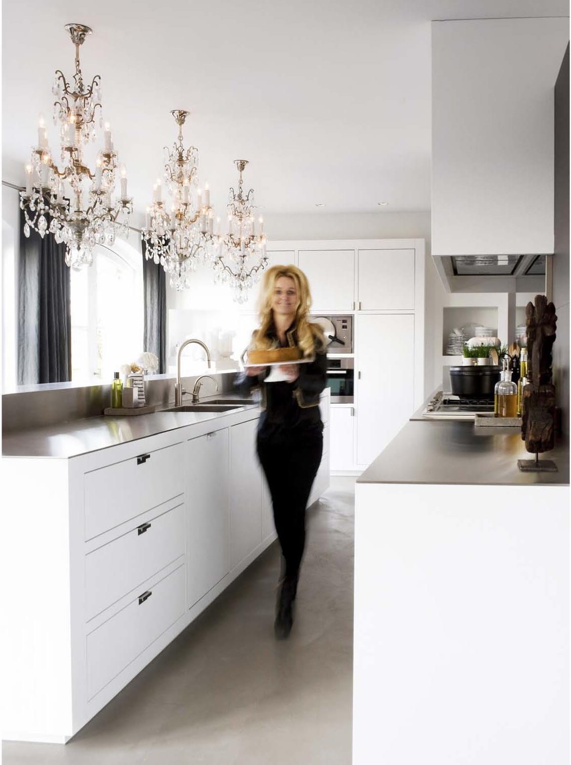 Ikea Keuken Uitbreiden : Keuken Piet Boon Stijl : Strakke moderne maatwerk keuken in Piet boon