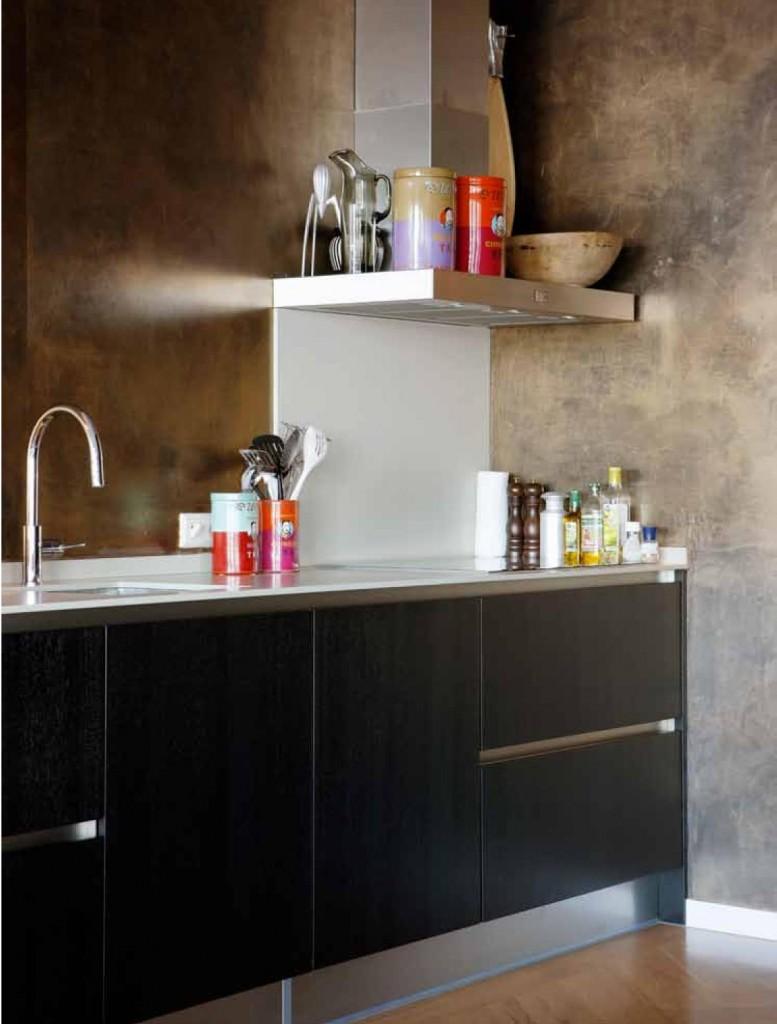... Keukens : Handgemaakte keuken van donkerhout jacob keukens apeldoorn